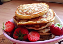 Learn the science behind fluffy pancakes