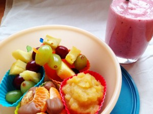 make fruit more fun for kids