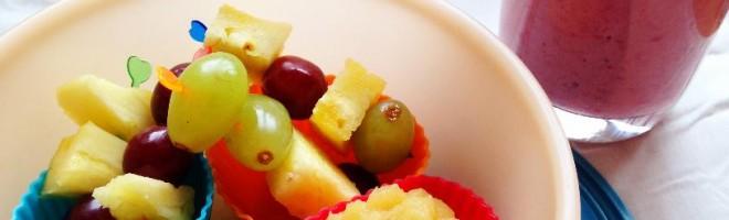 make fruit more fun for kids