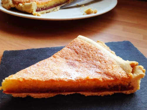 Easy Bakewell Tart Recipe