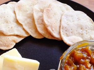 Simple Dimple Crackers