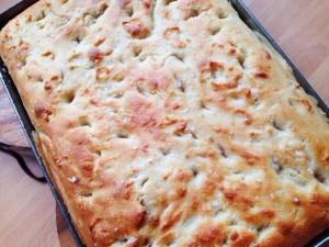 Trouble-Free Focaccia Bread Recipe