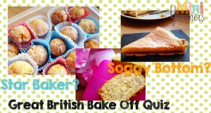 The Great British Bake Off Quiz – Are You a Star Baker?