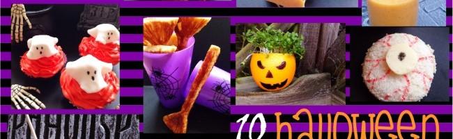 halloween food for kids to make
