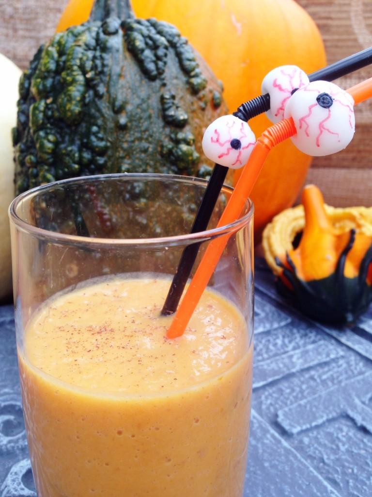 pumpkins moothie
