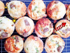 Beltin' Bonfire Banger Buns: Yummy Fireworks-Night Food