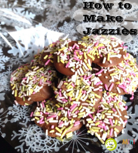 How to Make Jazzies Chocolate Buttons: Gift for Young Kids to Make